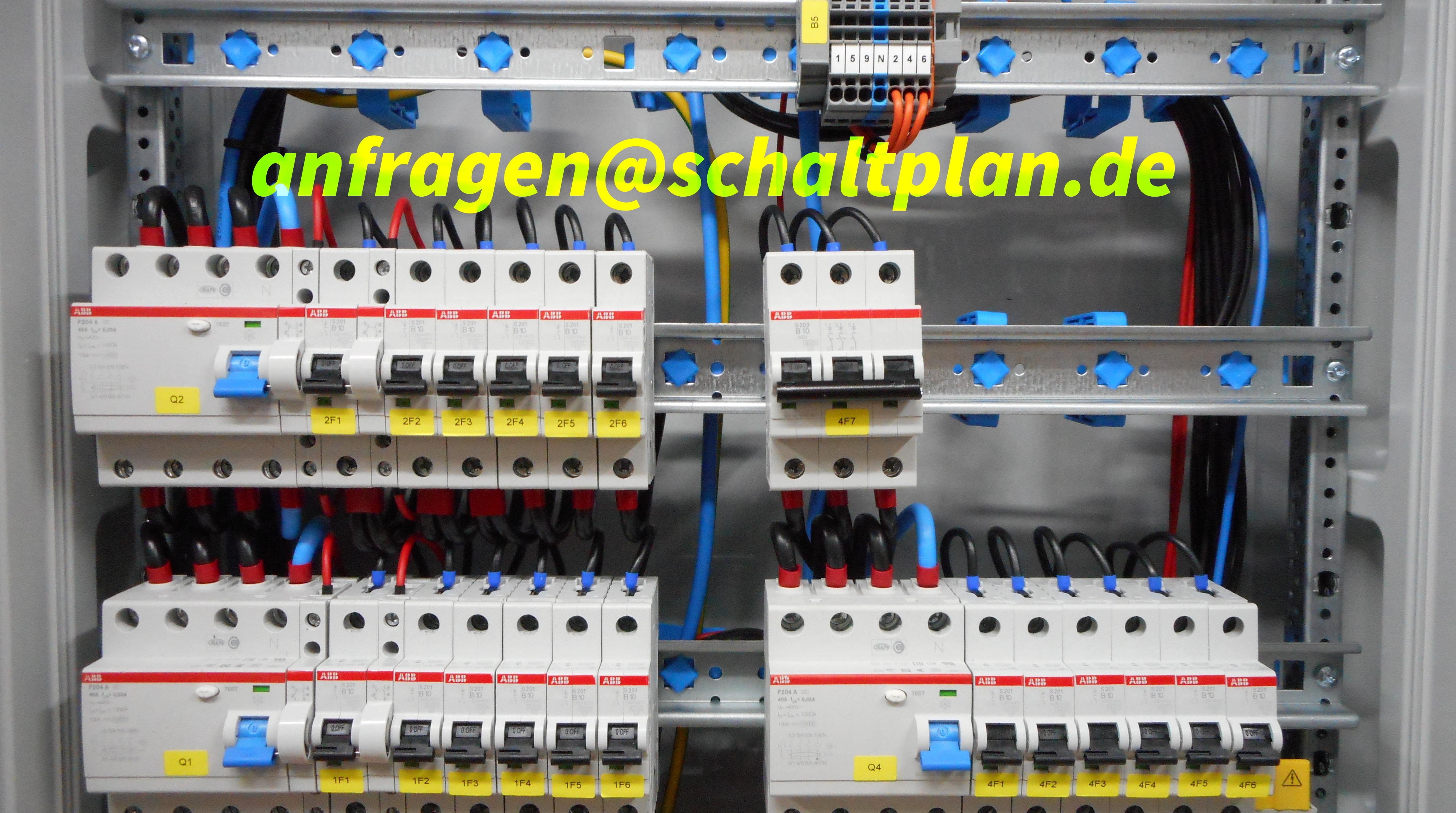 Beste Niederspannungsschaltplan Bilder - Die Besten Elektrischen ...